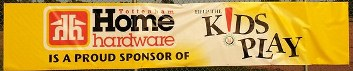 Home Hardware is a proud sponsor of Help the Kids Play